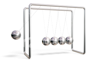 Newton's Cradle  |  Tacoma & University Place Chiropractor