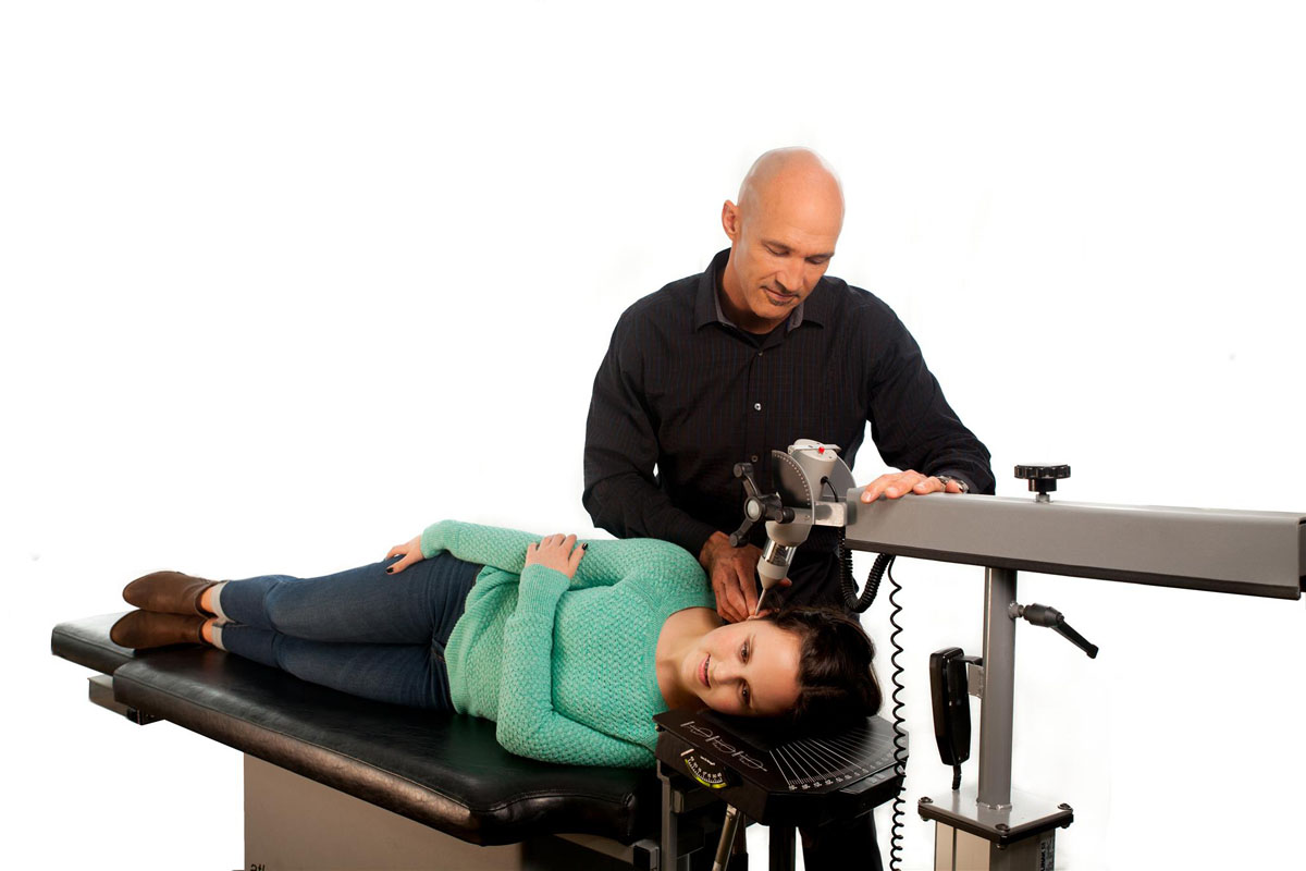 Orthogonal Chiropractic Adjustment